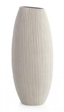 Alura Cream Tall Vase main image