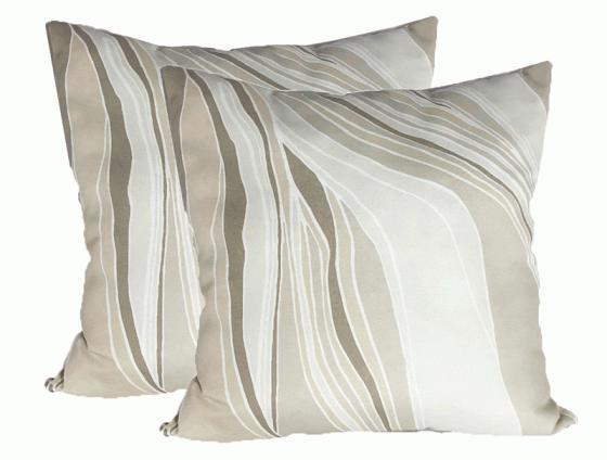 Tan and Cream Pillows main image