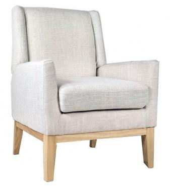 Wood base chair main image