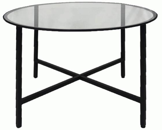 Coffee Table with Glass Top main image