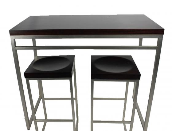 Brown Bar Table  main image