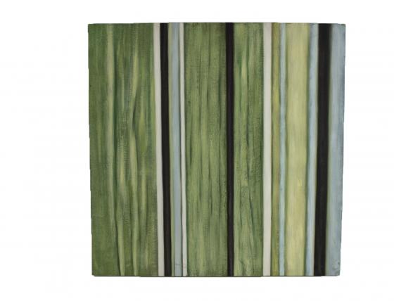 Green Stripe Art main image