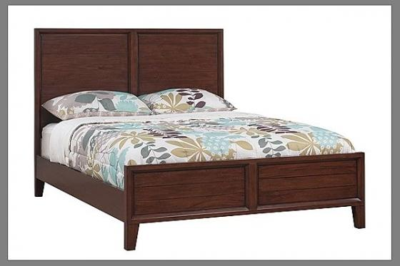 Queen Chocolate Truffle Bed main image