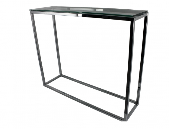 Glass Top Sofa Table main image