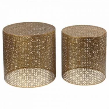 Gold Accent Tables (2) main image