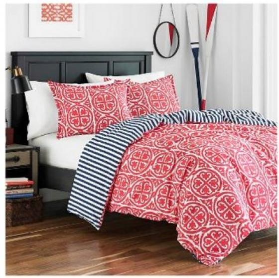 Full/Queen Duvet Cover And Sham Set main image