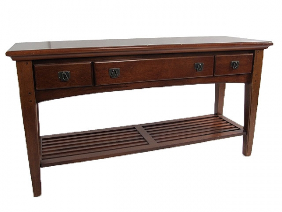 Brown Console Table  main image