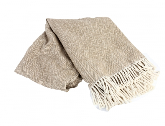 Wool Throw main image