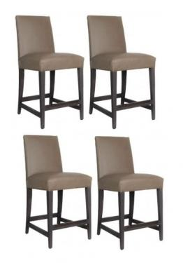Leather Miles Counter Stools main image