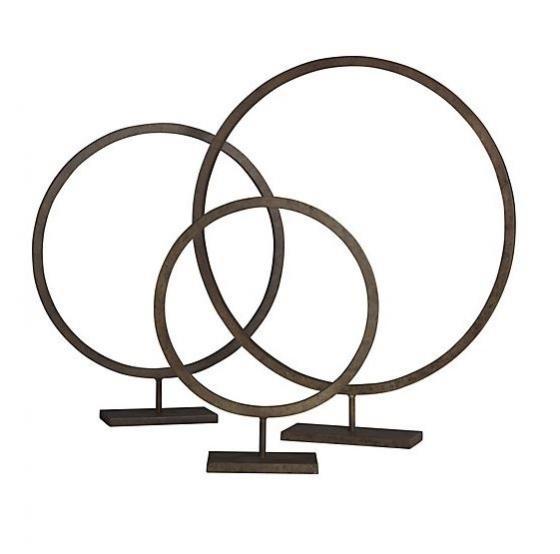Set of 3 Circlet Stands main image