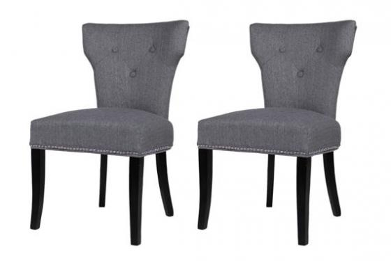 Grey Fabric Chairs main image