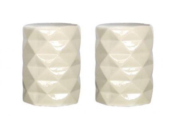 Porceline Stools