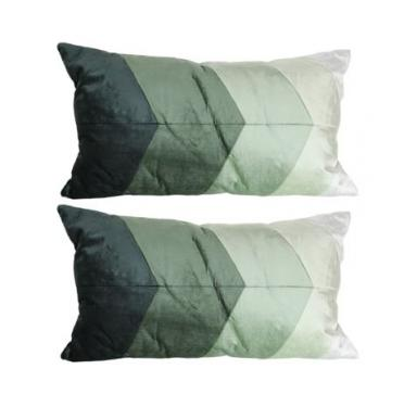 Green Accent Pillows main image