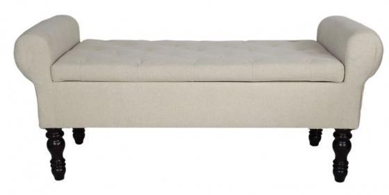 Linen Bench main image