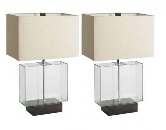 Clear Glass Table Lamps main image
