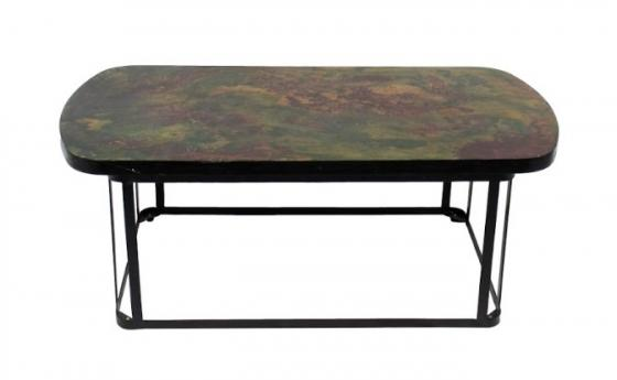 Matted Green Coffee Table main image