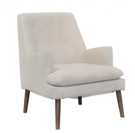 Oatmeal Accent Chair main image