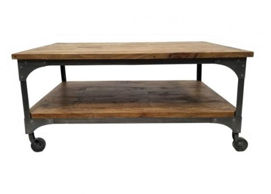 Industrial Coffee Table main image
