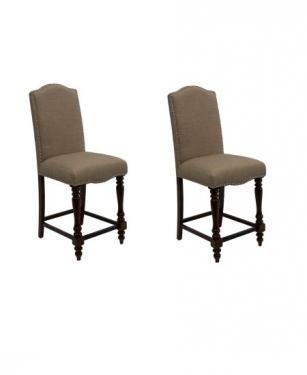Tan Dining Chair - Set of 2 main image