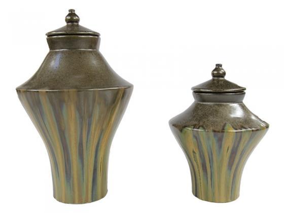 Ceramic Vases and Lids main image