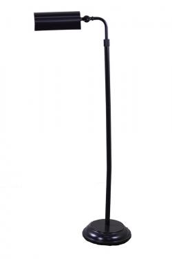 Black Metal Floor Lamp main image