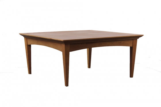 "38"" Light Wood Accent Table main image"