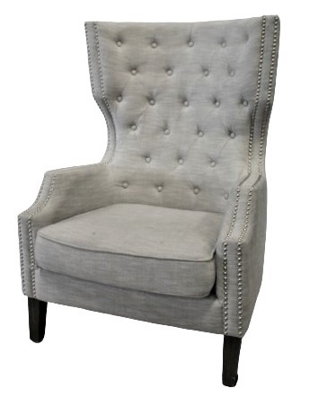 Carver Tufted Chair main image