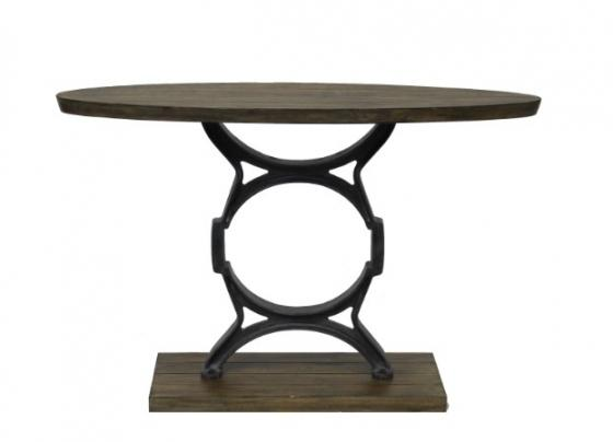 Oval Industrial Console main image