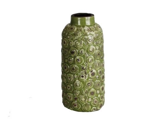 Green Ceramic Vase  main image