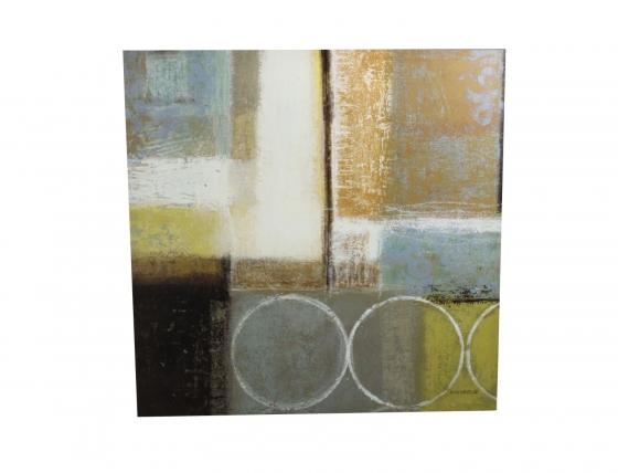Geometric Abstract Art on Canvas main image