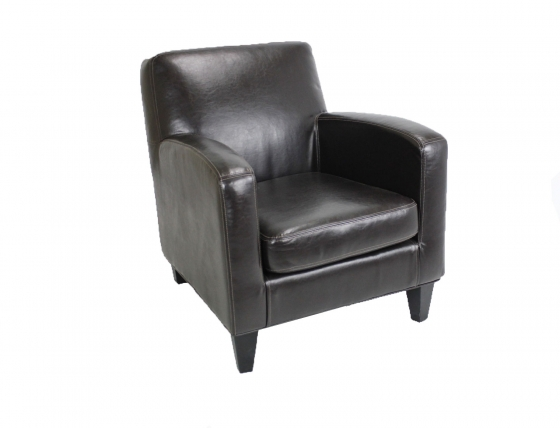 Leather Club Chair main image