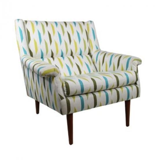 Lila Mid Century Modern Chair main image
