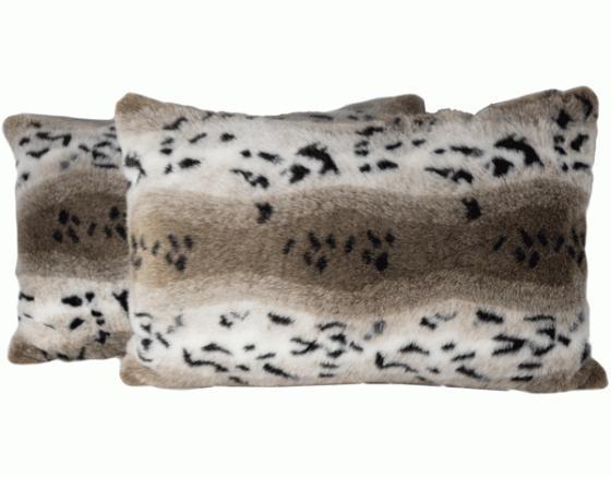 Animal Print Pillows Fur main image