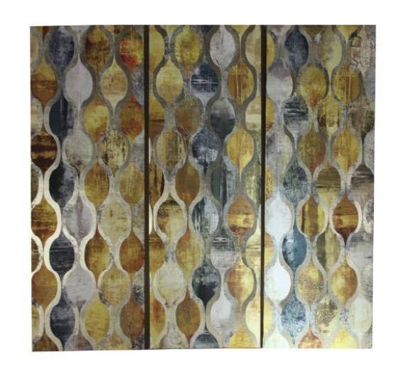 Multi-Color Canvas Art Set main image