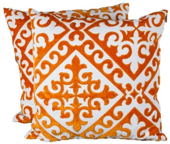 Orange Pillow Set main image