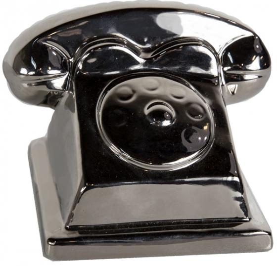 Silver phone main image