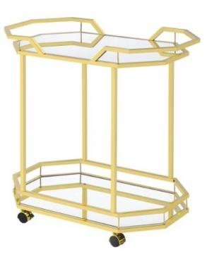 Brass Serving Cart main image