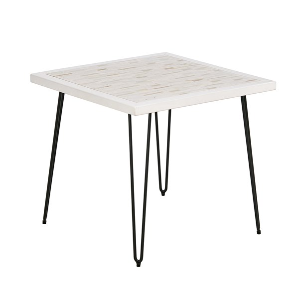 Woodbrick End Table main image