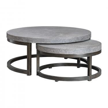 AIYARA NESTING TABLES, S/2 main image