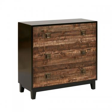 Byron Chattered Wood Accent Chest main image