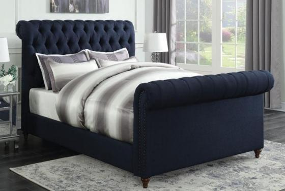 Gresham Upholstered Full Bed main image