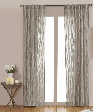 Linen Fraying Panel - Natural main image
