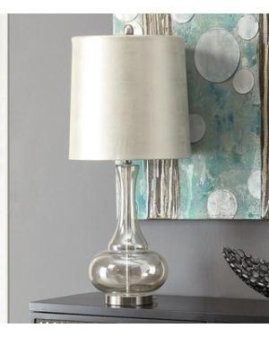 Champagne Mercury Table Lamp main image