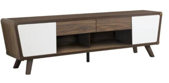Dark Walnut Tv Console main image