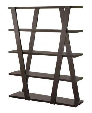 Cappuccino Bookcase main image