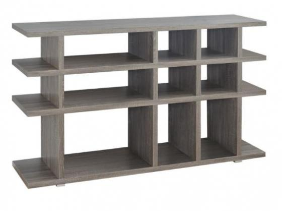 Weathered Grey Bookcase main image