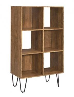 Rustic Amber Bookcase main image
