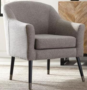 Grey Accent Chair main image