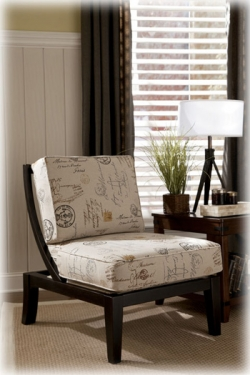 Postmarked Accent Chair   main image