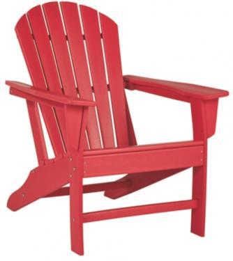 Adirondack Chair Red main image